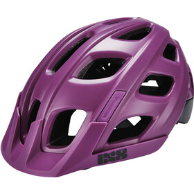 IXS Trail XC Casco, purple